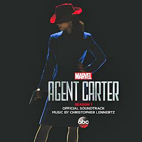 MARVEL'S AGENT CARTER Season 1 soundtrack album (ABC Records, digital)