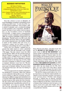 Review published in VIDEO WATCHDOG magazine #177, May/June 2014