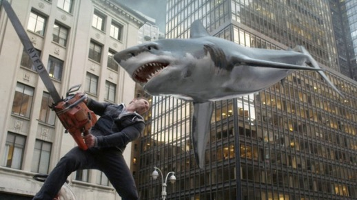 Sharknado-2 chainsaw