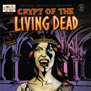 Lambro CRYPT cd cover