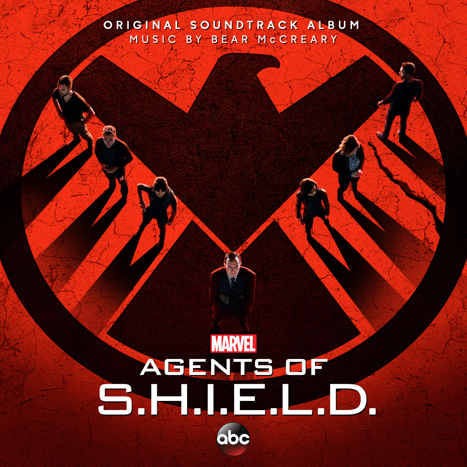 Agents Of Shield Soundtrack Available Digitally Cd Due In Oct