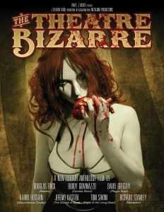 SimonBoswell Theatre-Bizarre-Poster-Artwork