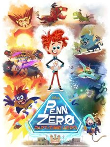 Penn_Zero_poster