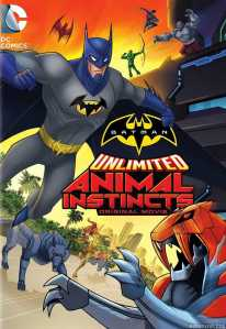 Batman Unltd Animal Instincts