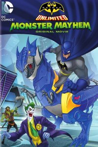Batman Unltd Monster Mayhem