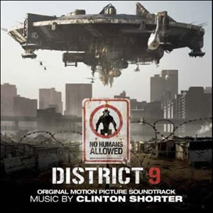 DISTRICT 9 Soundtrack Album (Sony - digital)