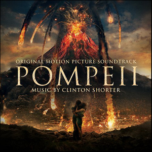 POMPEII soundtrack (Milan Records)
