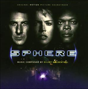 SPHERE SOUNDTRACK, VARESE SARABANDE, 1998.