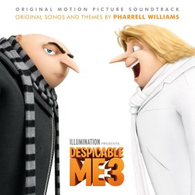 Despicable me 3 score album