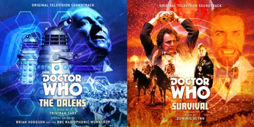 doctor who - daleks & survival