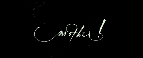 Mother trailer logo screen grab