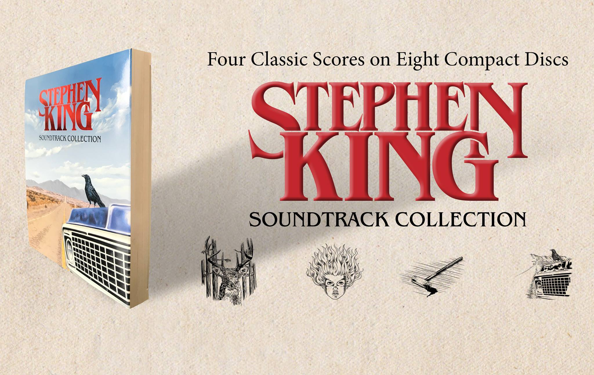 Varese Stephen King box set
