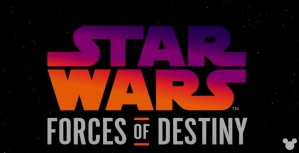 STAR WARS Forces of Destiny logo