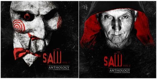 SAW Anthology Lakeshore Vol1&2 border