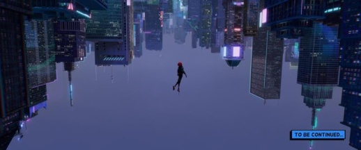 animate spider-man Into the Spider Verse