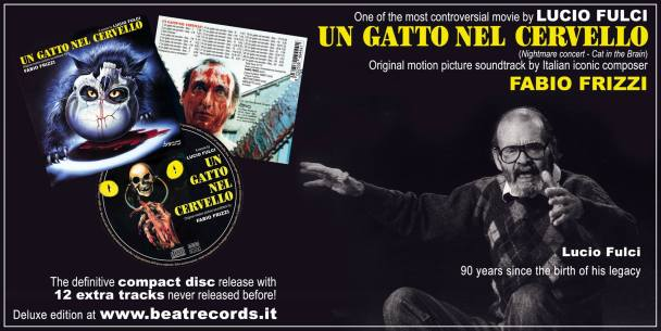 Beat Records Fulci release 2017