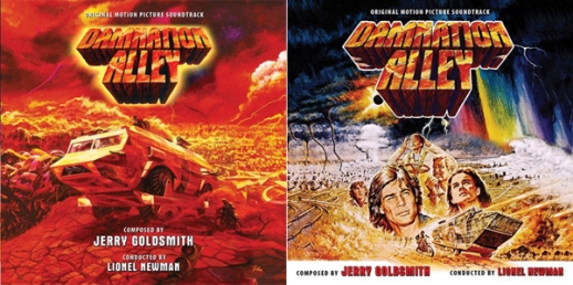 Damnation Alley cover combo