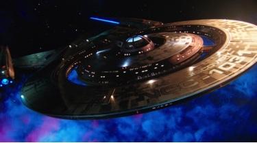 STAR TREK USS Discovery