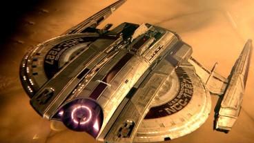 STAR TREK USS Shenzhou