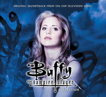 buffy the vampire slayer 4cd score album musique