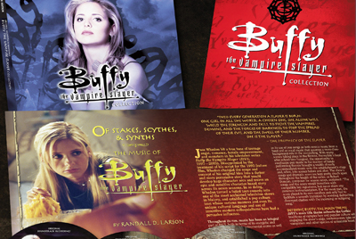 Buffy_Presentation MF web site