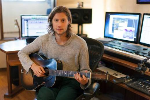 Ludwig Göransson, photo from facebook page