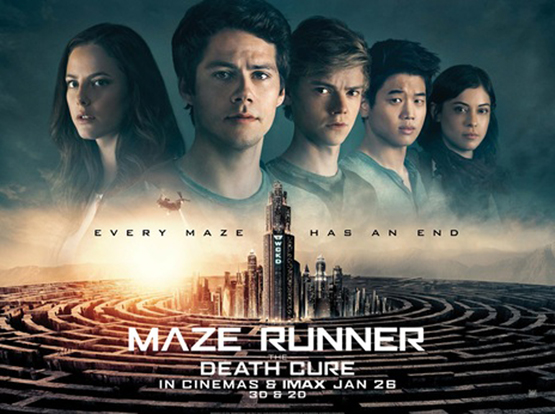 _Maze Runner Death Cure wide
