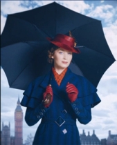 _Emily Blunt as Mary Poppins