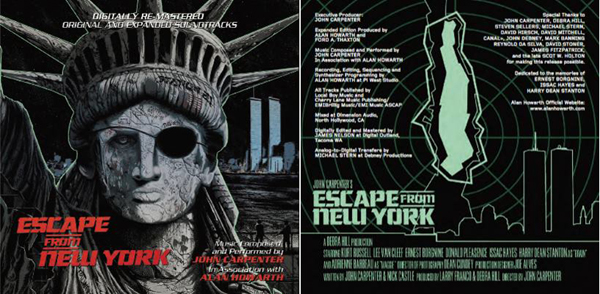 Escaope fromNew York new mastered artists edition