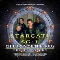 _STARGATE SG-1 Children of Gods cover