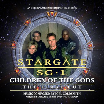 STARGATE SG-1 Children of Gods cover