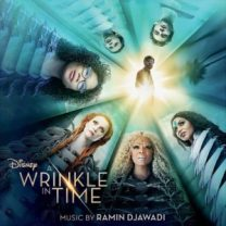 Wrinkle in time OST cover dig
