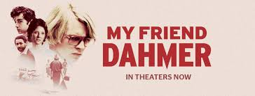My Friend Dahmer poster horiz