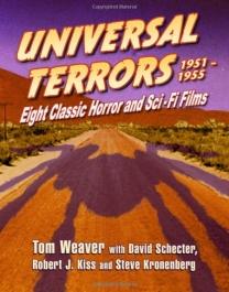 Universal Terrors 1951-55