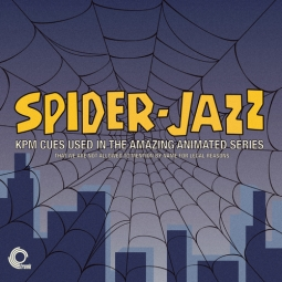 Spider-Jazz cover Trunk Records