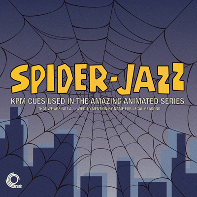 _Spider-Jazz cover Trunk Records