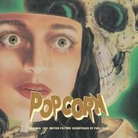 Strange Universe POPCORN OST lp PZaza