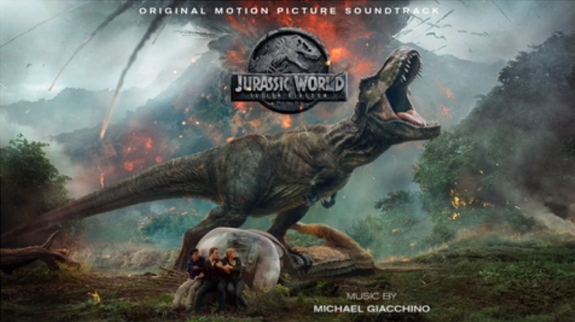 Jurasic World Fallen Kingdom - first listen