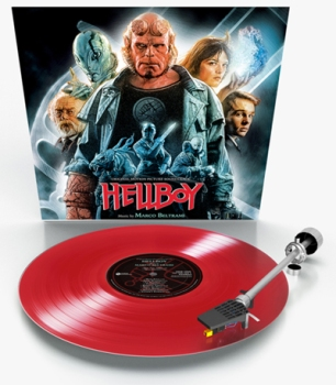 Hellboy vinyl Varese copy