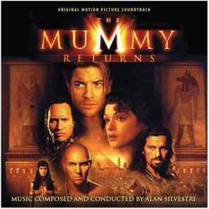 Mummy Returns - Intrada