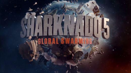 Sharknado 5 poster image