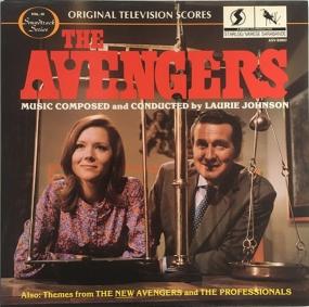 Starlog LP The Avengers TV