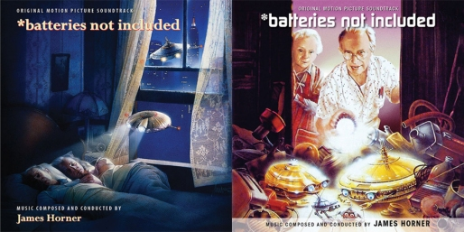 Batteries Not Included Intrada 2CD
