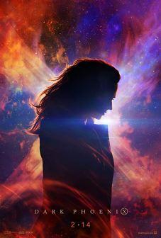 Dark Phoenix teaser poster from IMDB