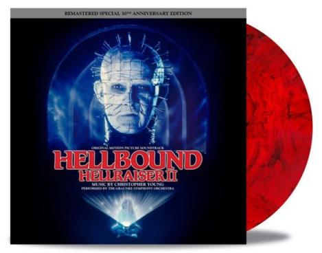 Hellbound Hellraiser-II vinyl