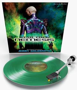 _star trek nemesis vinyl Varese