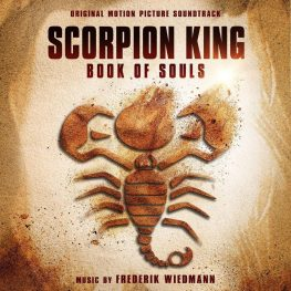 wiedmann SCORPION KING OST Back Lot Music dig