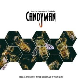 Phillip Glass CANDYMAN vinyl