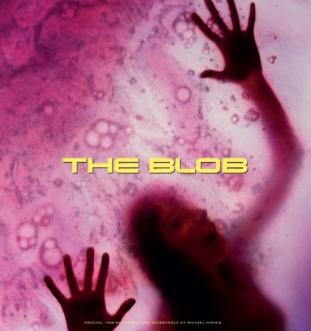 THE BLOB 1988 Vinyl release OWS