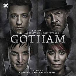 GOTHAM S1 OST